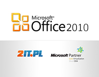 Microsoft Partner's MS Office 2010 landing page