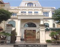 Công Trình Cổng Nhôm Đúc Tại Đình Bảng, Từ Sơn, Bắc Nin