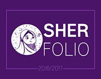 ShereenoFolio 2016