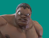 Street Fighter - Balrog - Cestus Gladiator