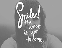 Smile...!