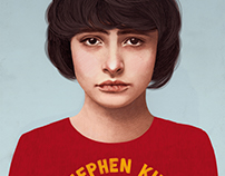 Portraits for Stylist magazine