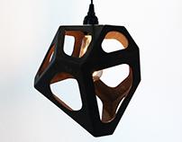 Luma Cell - Laser Cut Pendant Lamp