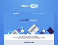 Trabalho ABNT - web portal