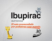 Ibupirac Pediátrico