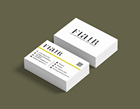 Flair Business Card 2017