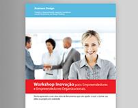 Folder - Workshop Inovação