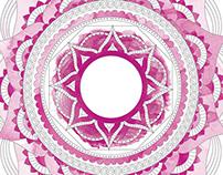 Chakra Mandala Illustration