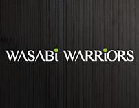 Wasabi Warriors Website