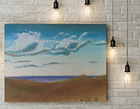 Free-Hand Paintings