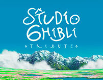 Studio Ghibli Tribute - Collab project