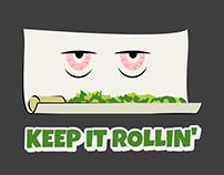Sushi roll design