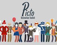 Picto Animation Toolkit