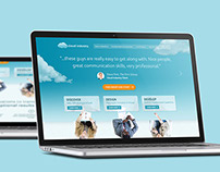 Creative Direction for Cloud Services Provider
