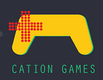 Cation Games - Branding