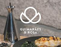 Guimarães & Rosa — Branding