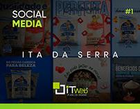 Social Media | Produtos Ita da Serra #1
