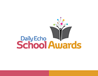 School Awards Logo Design