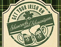 Shamrocks & Shenanigans Graphics