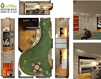 Trumbull Self Storage Lobby Design Proposal