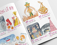 Singapore Travel Booklet