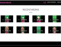 Rachel Merrill website