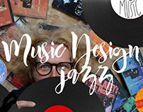 Music design. Jazz in Grevenmacher