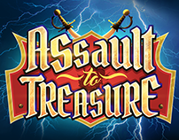 Assault to treasure slot machine