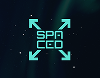 #SPACEDchallenge/Logo design
