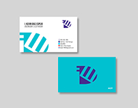 Tarjetas Personales - Keff Design