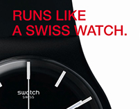 Swatch - Like a Swiss Watch