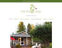 Little Bird Cottage Website
