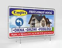 Outdoor, indoor products - design,