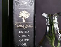 Vera Jane's Extra-Virgin Olive Oil