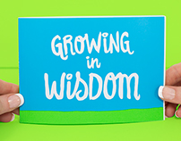 Growing in Wisdom Booklet
