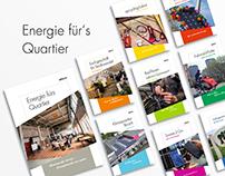 Energie für's Quartier Projektabschlussbrochüre