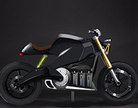 INFAMOUS- the concept cafe racer