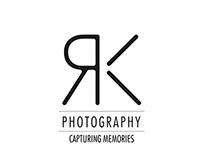 RK Photography - Branding & Website