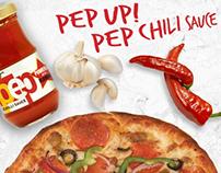 PEP - 3D advertising