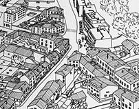 Illustration Fontaines-sur-Saône