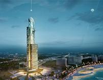 High-rise Building Exterior