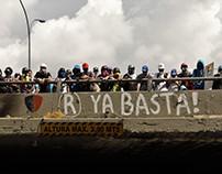 Marcha del 29 de mayo en Caracas