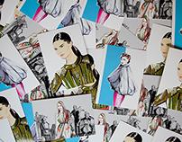 Mélique Street prints and postcards