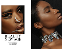 BEAUTY NEW AGE
