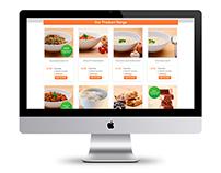 Ideal Weight - Websites Design