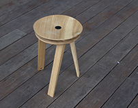 Foldable Tension Stool