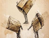 Cardboard Guy