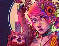 Santa Pereza / Holy sloth