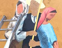 Mural Caseta Calleja (Primera Parte)