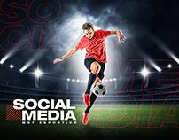 Social Media - MKT Esportivo